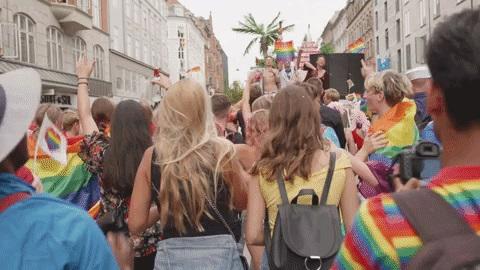 Spies Pride 2018